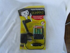 Digital Photography FOR DUMMIES[ #DUMDC1B] Includes Lots Of Accesssories!!!