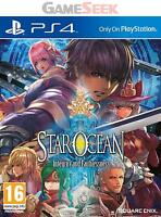 STAR OCEAN: INTEGRITY AND FAITHLESSNESS - PLAYSTATION PS4 BRAND NEW