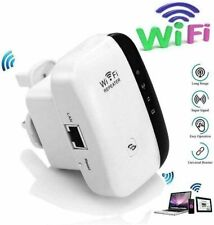 300Mbps Mini Wireless WiFi Repeater Range Extender Network Router Signal Booster