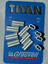 GRAUVELL TITAN  HEAVY DUTY DOUBLE CRIMP  2.2mm