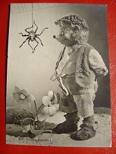 AK Postkarte  Mecki Spinne