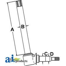 John Deere Parts SPINDLE  AM2571T  430 (STD AXLES), 420 (STD AXLES), 40 (SN 6940