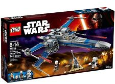 LEGO 75149 Star Wars Resistance X-Wing Fighter new