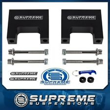 "Chevrolet Chevy Rear T Bowtie Bow Tie Style Shock Extenders Pro For 3"" Lifts"