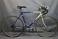Panasonic Sport DX 1986 Vintage Touring Road Bike Small 53cm CR-MO Steel Charity