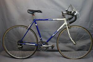 Panasonic Sport DX 1986 Vintage Touring Road Bike Small 53cm CR-MO Steel Charity