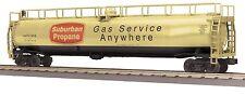 MTH 30-73429, O Gauge, 33K Gallon Tank Car - Suburban Propane  No. 1314