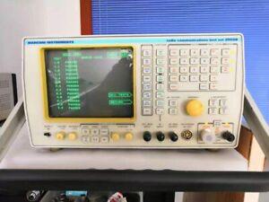 Marconi 2955B Communication Analyzer
