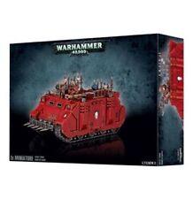 Warhammer 40k Chaos Space Marines Rhino NIB