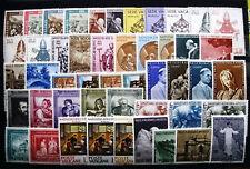 Vatikan Sammlung Jahrgang 1963 - 1983 komplett Jahrgänge postfrisch