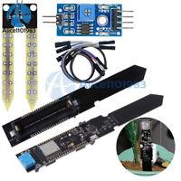 ESP32 DHT11 Soil Temperature Humidity Sensor WiFi Bluetooth CP2104 Module Board