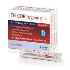 TELCOR ARGININ PLUS BTL 30St Granulat PZN:5520750