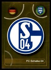 Panini FIFA 365 2017 - FC Schalke 04 Badge (FC Schalke 04) No. 329