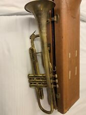 Bach Mt Vernon Mercury Model trumpet w/case nice condition