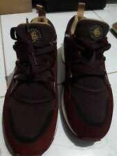nike huarache light deep burgundy size 9 us