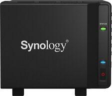 "NAS Synology DiskStation DS416slim SATA 4 Festplatten 2,5"", 2x USB3.0, 2x RJ-45"