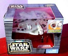 Star Wars Action Fleet MILLENNIUM FALCON Micro Machines Galoob Han Chewbacca '97