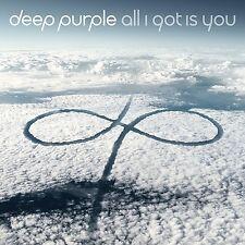 DEEP PURPLE - ALL I GOT IS YOU   CD SINGLE NEU