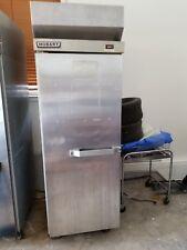 Hobart restaurant comercial single door refrigerator .
