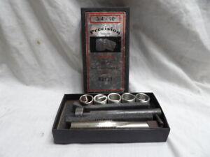 Chrislynn Precision Thread 3/4 - 10 Professional Thread Repair Kit 82131