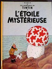 Tintin : L'étoile mystérieuse, Hergé, 1982