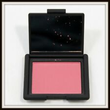 NARS BLUSH AMOUR Face Powder Peachy Pink Shimmer Full Size New in Box Authentic