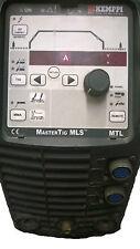 Kemppi MasterTIG MLS 3000 welder VRD
