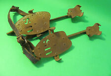 """Antique Us Hockey Skates Pat Date May 09, 1905. Size 11 1/2"""""""