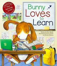 Bunny Loves to Learn by Wise Brown, Margaret -Hcover