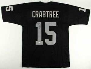 Michael Crabtree NFL Original Autographed Jerseys for sale   eBay