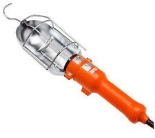 Arbeitslampe Handlampe Werkstattlampe E27 max. 60W 5m Kabel Leuchte Stablampe