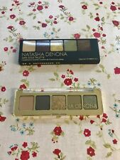 Genuine Natasha Denona Mini Gold Eyeshadow Palette New Boxed Proof of Purchase