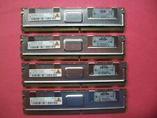 Qimonda/HP 8GB (4x2GB) PC2-5300F DDR2 Registered ECC Server FB-DIMM 398707-051