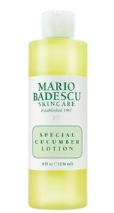 Mario Badescu Special Cucumber Lotion (+ 3 Free Samples!)