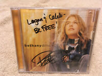 Bethany Dillon *signed *CCM Christian Rock/Religious CD 04 Sparrow Playgraded M-