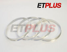 Spigot Ring Fit VAUXHALL Vivaro RENAULT Traffic to BMW X6 X5 E39 71.1-74.1 set 4