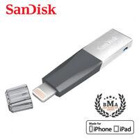 SanDisk iXpand Mini 64GB Lightning USB Flash Drive für iPhone iPad Zertifizier