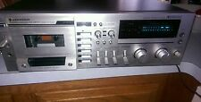 KENWOOD KX-2060 Great Condition Classic Cassette  Recorder Please Read,NeedsBelt