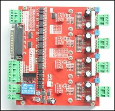 LV8727 4-axis 4.2A stepper motor drive controller board engraving machine driver