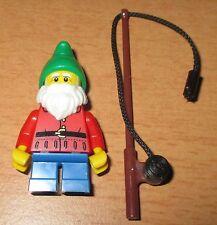 Lego-serie 4-coleccionista-personaje-lawn GNOME col049
