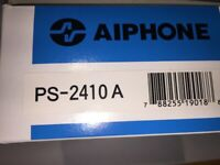 Aiphone PS-2410 DC 24V Plug in Power Supply - Brand New