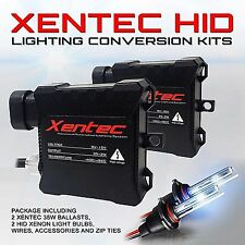Xentec Xenon lights HID Kit Headlight Fog H4 H7 H11 H13 9004 9006 880 5202 9012