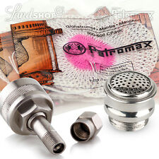 Petromax PROFI-SET,VA Brenner,Luftpumpenadapter,Glühstumpf HK 500 Starklichtlam*