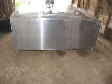 Dari Kool 200 gallon Stainless Steel Bulk Milk Tank Beer Brewing Equipment Wine