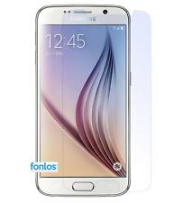 Displayschutzfolie (10er Pack) für Samsung Galaxy S6 (SM-G920) klar