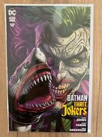 BATMAN THREE JOKERS #1 2020 2ND PRINTING VARIANT DC In Hand