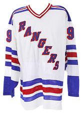 1996 Wayne Gretzky Home Game Jersey New York Rangers Mears & JSA COA