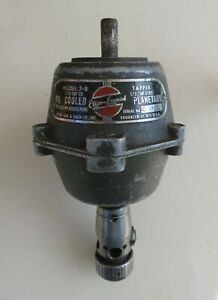 """Ettco-Emrick Tapper Tapping Head 3-B Oil Cooled ¼"""" to ½"""" tap capacity ½"""" drive"""