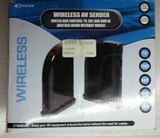 More details for  wireless av sender and receiver 30 meter -from sat, dvd, dvb-t, vcr to tv
