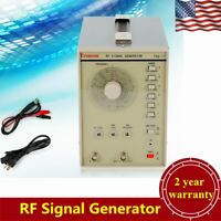 Radio High Frequency RF Signal Generator 100 kHz~150 MHz Power Cord Kit USA